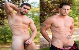 Roman Todd & Griffin Barrows – Straight Boy. No more!