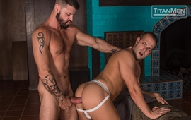 Sexo Gay - Tex Davidson & Luke Adams