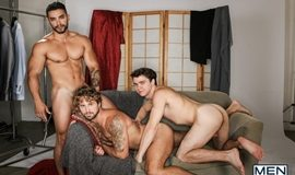 Hairy Tales Part 2 – Wesley Woods, Will Braun & Arad Winwin