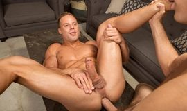 Gay Bareback - Jess and Jack