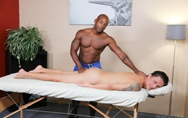 Big Cock Massage – Alan Kennedy & Osiris Blade