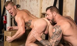 Backstage Pass 2 – Johnny V & Rocco Steele