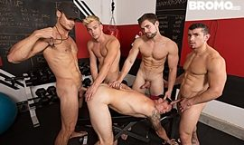 Train Me Part 4 – Shawn Reeve, Jeremy Spreadums, John Delta, Evan Marco & Griffin Barrows
