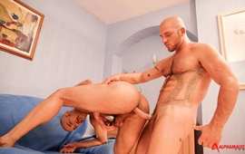 Mixed Race Butt Fuckers – Mario Delazarius & Aitor Crash
