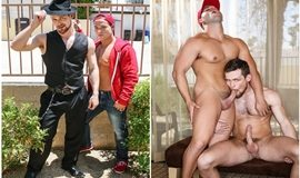 Hairy Tales Part 1 – Luke Adams & Kurtis Wolfe