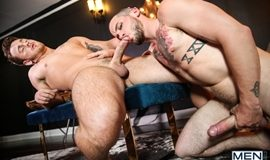 Trevor Long fucks Colton Grey – Home Service