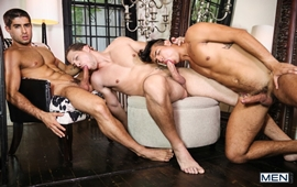 Diego Sans, Roman Todd & Leo Fuentes – Two-Timing Whore