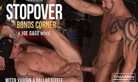 Stopover in Bonds Corner – Dallas Steele & Mitch Vaughn