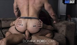Gay Bareback - Scott Demarco Fucks Ace Era