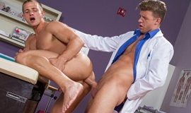 JJ Knight Fucks Landon Mycles in 'Internal Specialists