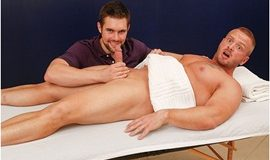 Celebrity Massage – James Huntsman & Griffin Barrows