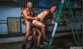 Pleasing the Boss – Dirk Caber & Jackson Grant