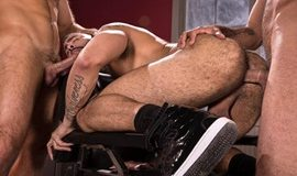 High n' Tight – Rikk York, Mick Stallone & Jackson Grant