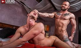 Sergeant Miles And Damon Heart Flip-Fuck Raw
