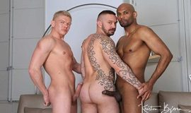 Wild Seed: Stephan Raw, Sergey Fox & William Bravo