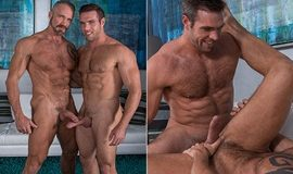 Troca-Troca Gay - Dallas Steele and Alex Mecum