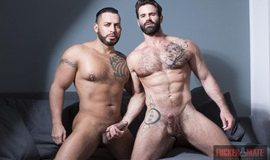 Bareback Couch – Viktor Rom and Dani Robles