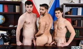 Textual Relations Part 3 – Noah Jones, Will Braun & Jackson Grant