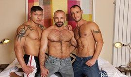 Sex Men: Lather – Felipe Ferro, Julio Rey & Ely Chaim
