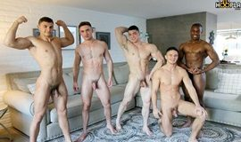 Suruba Gay - Collin Simpson, Tyler Smith, Alex Griffin, Forrest Marks & Zach Douglas