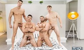 Secret Affair Part 3 – Paddy O'Brian, Gabriel Cross, Skyy Knox & Diego Reyes