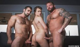 Don't Tell Mom – Part 3 – Colby Jansen, Abe Andrews & Jaxton Wheeler