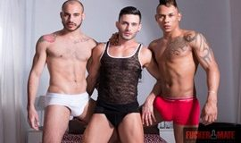 Latin Trio Raw – Carlos Leão, Andy Star and Patrick Dei