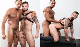 Leather Lovers – Chris Harder & Trent King