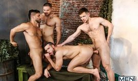 Dangerous Days Part 3 – Adam Ramzi, Alex Mecum, Kurtis Wolfe & Julian Knowles