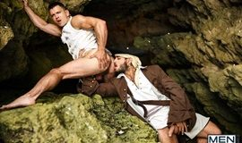 Super Gay Hero – Pirates : A Gay XXX Parody Part 4 – Diego Sans & Paddy O'Brian