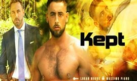 MenAtPlay – Kept – Logan Moore & Massimo Piano