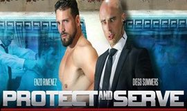 Protect & Serve – Enzo Rimenez & Diego Summers