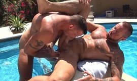 RawFuckClub – Michael Roman & Sean Duran Flip Fuck and Breed