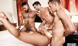 SuPERVisor Part 3 – Teddy Torres, Beau Reed, Ethan Chase & William Sawyer