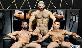 Dream Fuckers Part 3 – Paddy O'Brian, Sunny Colucci & Francois Sagat
