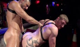DarkAlleyXT – Open Mind Fuck – Max Toro & Jeff Stronger