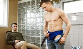 Breakfast Cub : A Gay XXX Parody Part 2 – Ethan Chase & William Sawyer