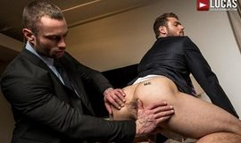 LucasEntertainment – Gentlemen 20: Inside Trade – Stas Landon Barebacks Ace Era