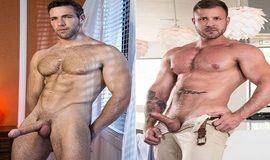 HotHouse: Austin Wolf pounds Alex Mecum in The Fixer