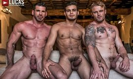 LucasEntertainment – Must Seed TV – Hole & Face – Rico Marlon, Shawn Reeve & Billy Santoro