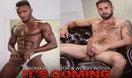RagingStallion: Wesley Woods fucks Pheonix Fellington in It's Coming