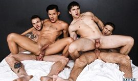 Fuck Me Silly Part 3 – Cliff Jensen, Ethan Slade, Will Braun & Roman Todd