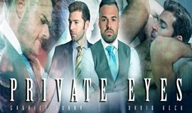 MenAtPlay – Private Eyes – Gabriel Lunna & Dario Beck