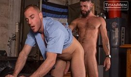 TitanMen – L.A. Cruising: Tex Davidson and Jacob Durham