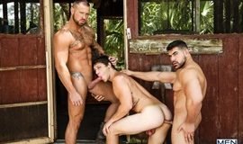 The Bayou Part 3 – Paul Canon, Michael Roman & Damien Stone