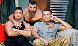 Paranormal Part 3 – Diego Reyes, Paddy O'Brian & Theo Ford