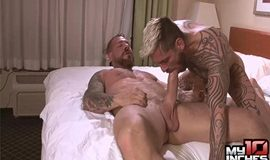 My10inches – Rocco Steele Fucking Logan McCree
