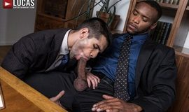 LucasEntertainment – Andre Donovan Makes Ty Mitchell His Bitch