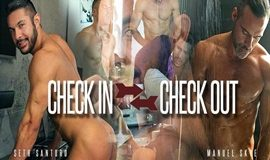 MenAtPlay - Check-in-Check Out - Seth Santoro & Manuel Skye