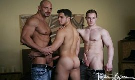 KristenBjorn – The Boyfriend: Nicoli Cole, Jan Bavor & Tomas Friedel